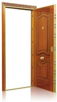 Puerta blindada llave incopiable 890 puertas acorazadas en madrid anti bumping anti taladro - Puerta acorazada madrid ...